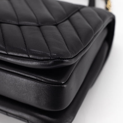 Chanel Quilted Small Trendy CC Black