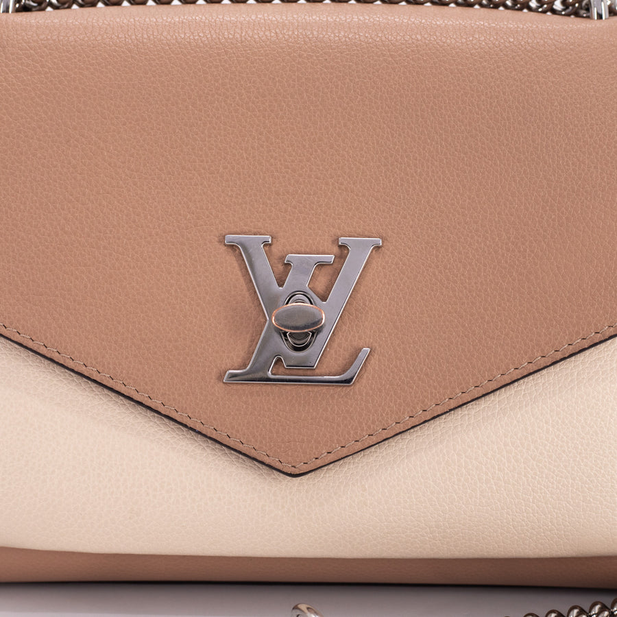 Louis Vuitton My Lock Me BB Nude