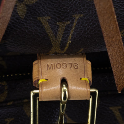 Louis Vuitton Montsouris Backpack GM Monogram