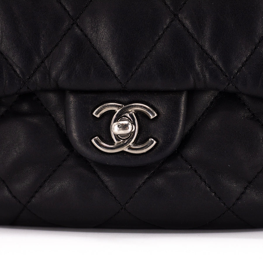 Chanel Seasonal Square Flap Black