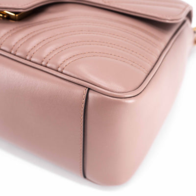 Gucci Top Handle Dusty Pink