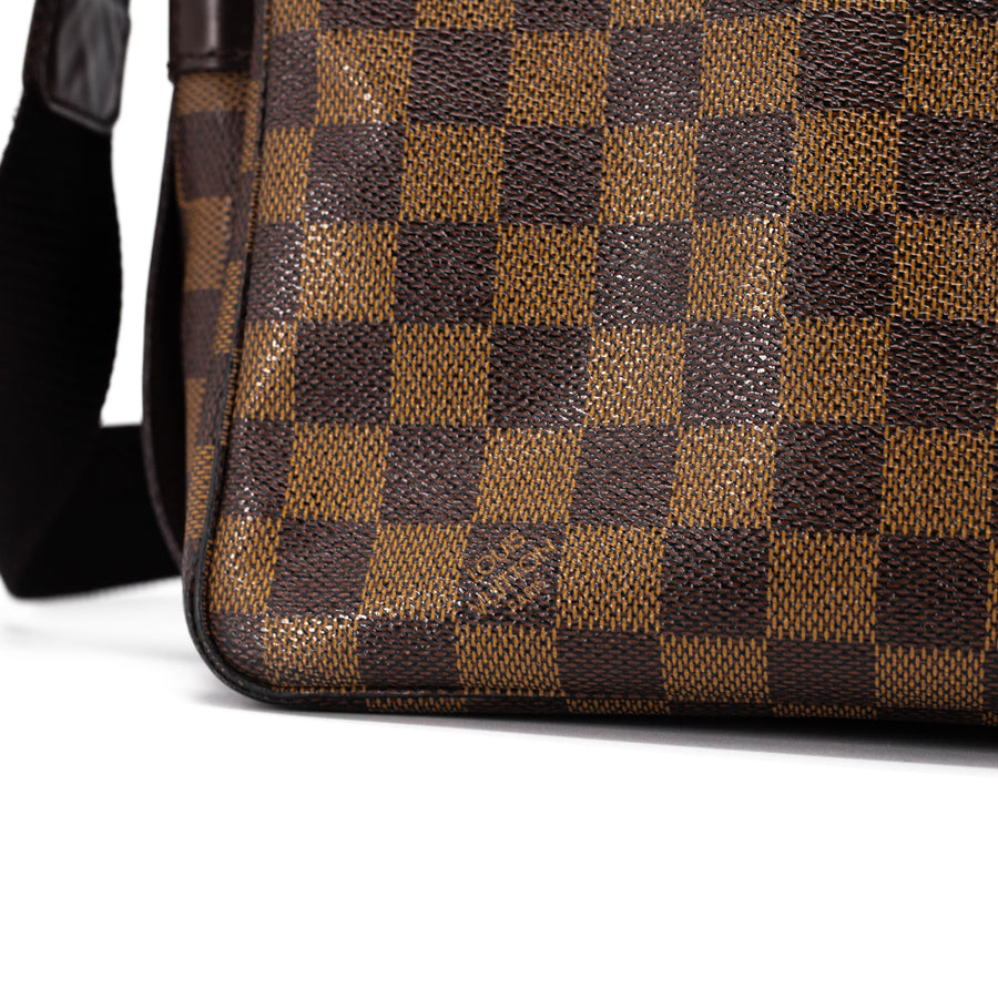 Louis Vuitton Damier Ebene Satchel