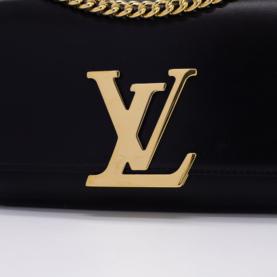 Louis Vuitton Pochette Louise MM Noir
