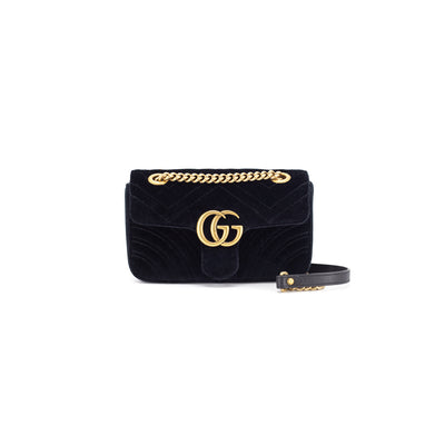 Gucci GG Marmont Mini Black