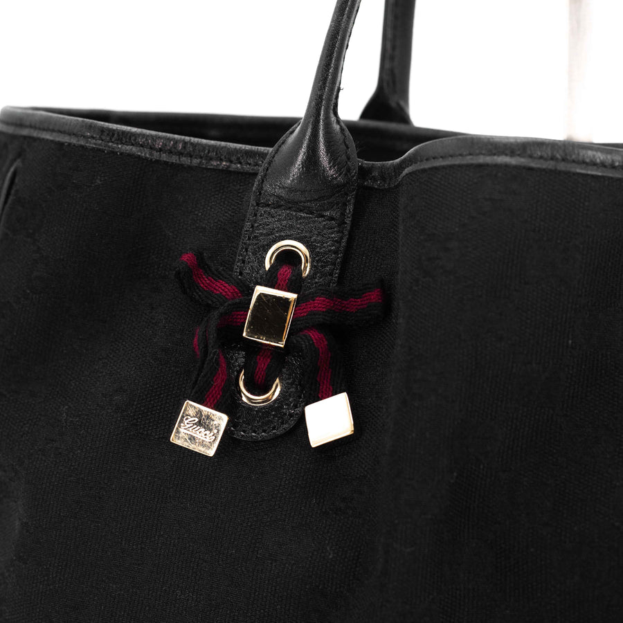 Gucci Tote Bag Black