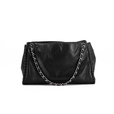 Chanel CC Shoulder Bag Black