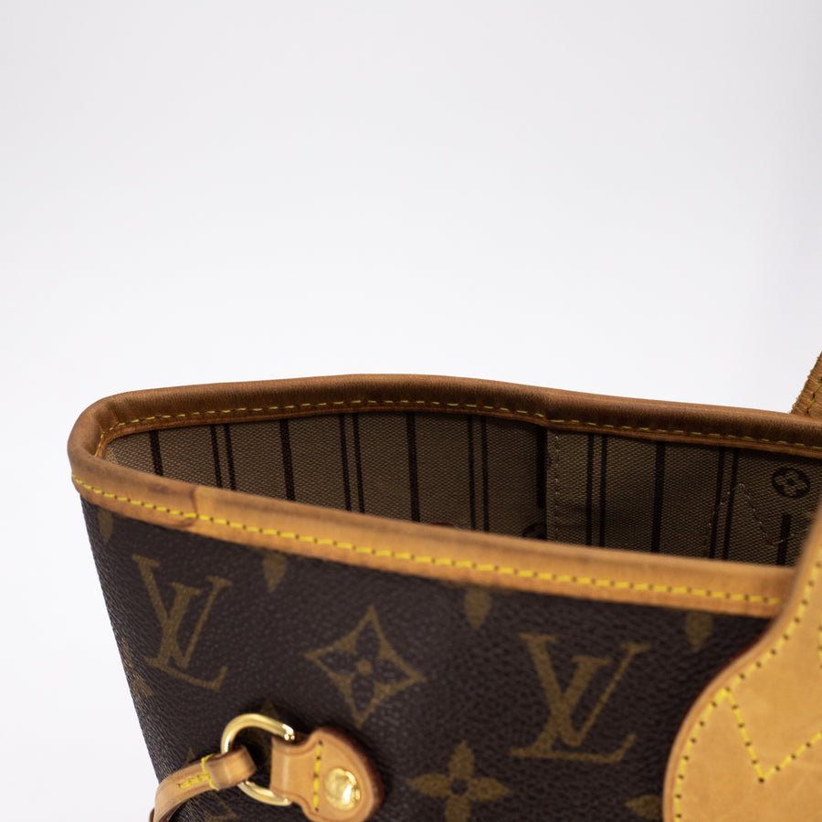 Louis Vuitton Neverfull MM Monogram (no pouch)