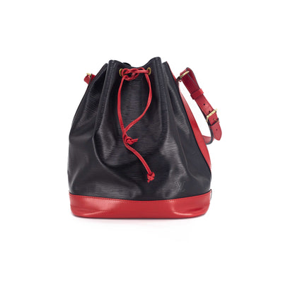Louis Vuitton Bucket Bag Black