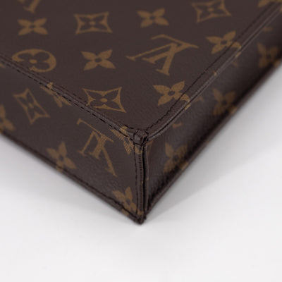 Louis Vuitton Petit Sac Plat Monogram