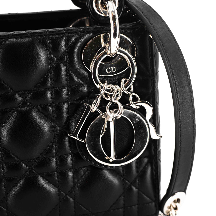 Dior Mini Lady Dior Black