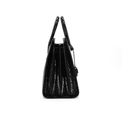 Saint Laurent Small Sac de Jour Black