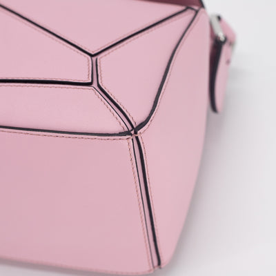 Loewe Puzzle Bag Small Pink