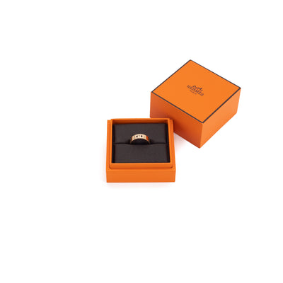Hermes H d'Ancre ring, Small model