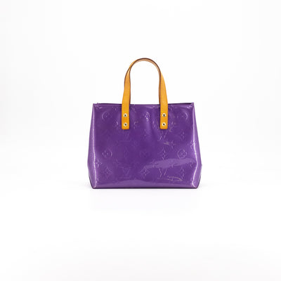 Louis Vuitton Top Handle Bag Purple