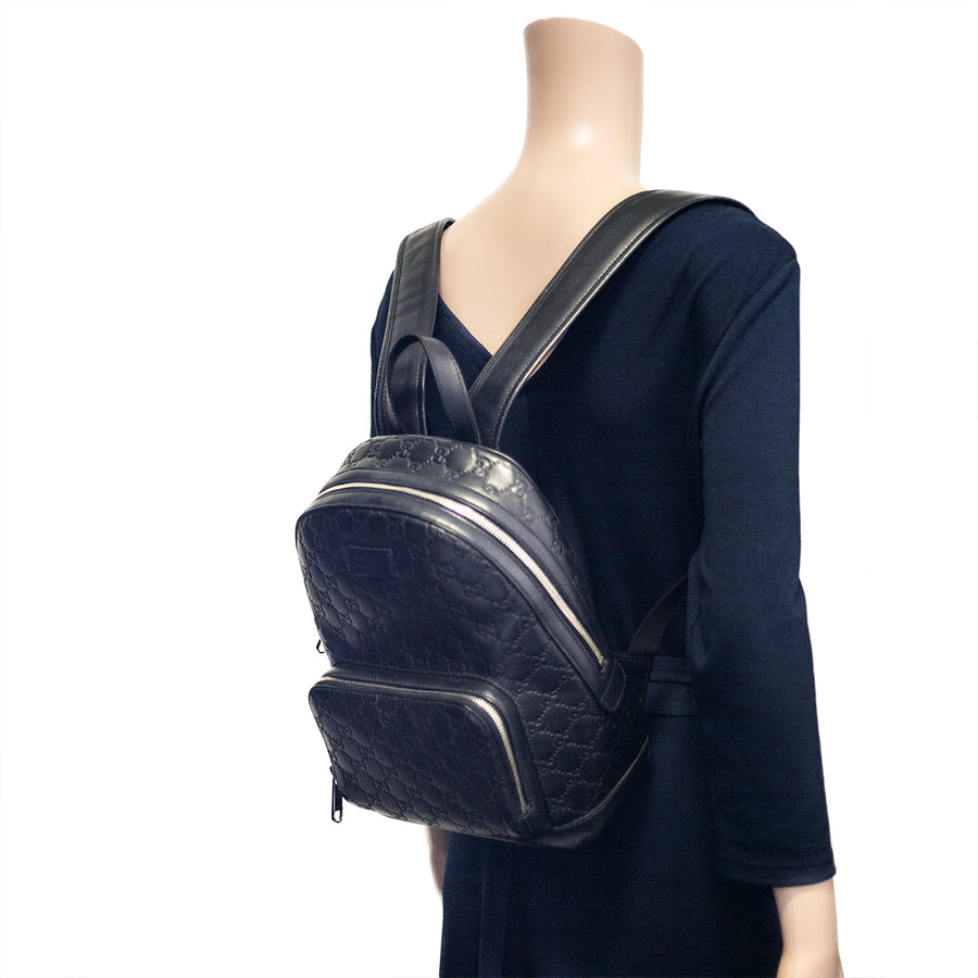Gucci Small Eden Backpack Black