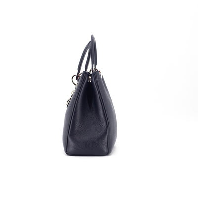 Dior Diorissimo Bag Dark Navy