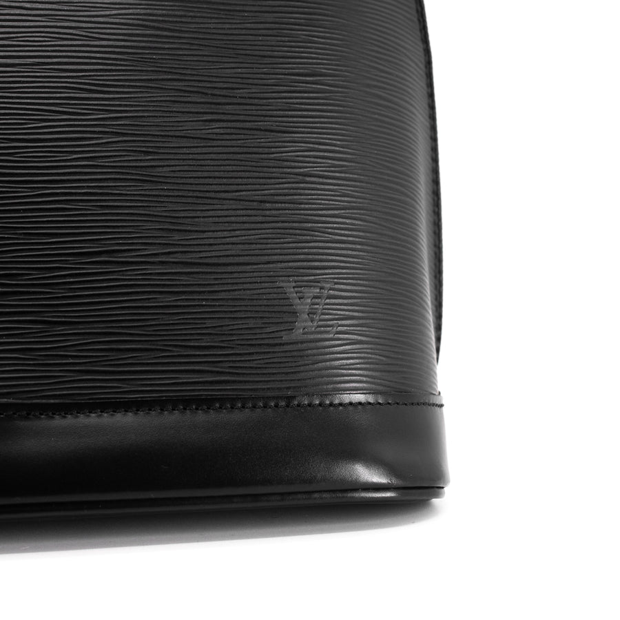 Louis Vuitton Alma PM EPI Black