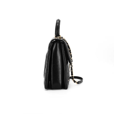Chanel Large Trendy CC Black
