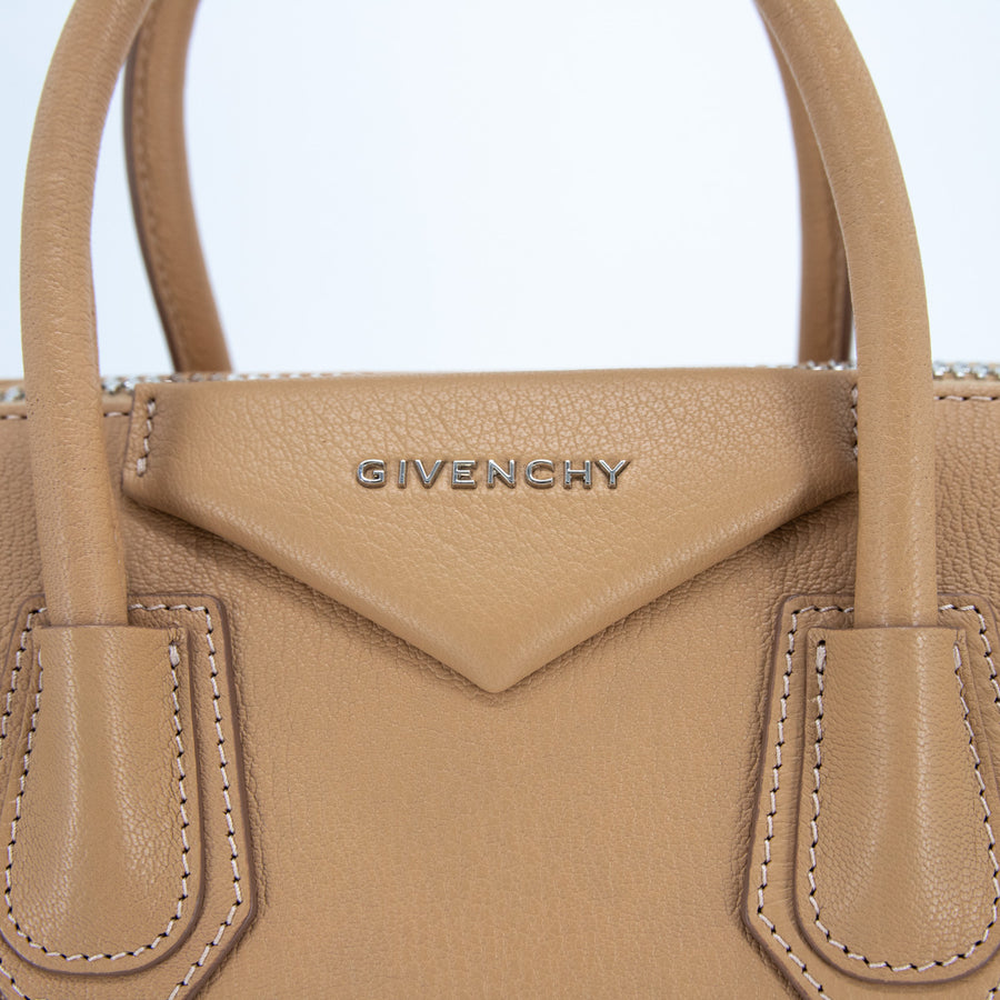 Givenchy Antigona Small Beige