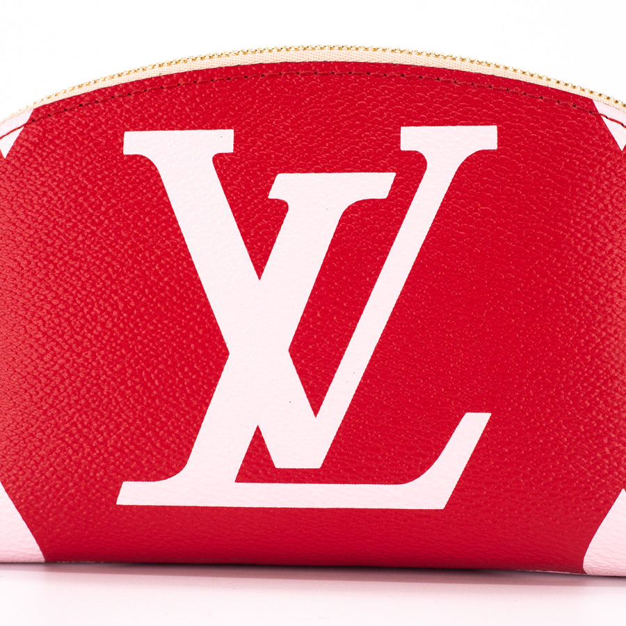 Louis Vuitton Limited Edition Giant Monogram Cosmetic Case PM