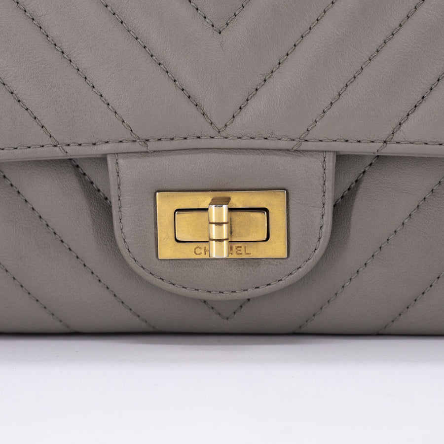 Chanel Reissue 225 Small Grey