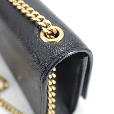 Saint Laurent Mini Kate Black