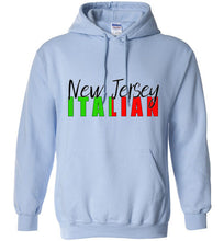 New Jersey Italian Heavy Blend Pull Over Hoodie - Ciao Bella Ltd T-Shirts