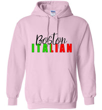 Boston Italian - Heavy Blend Pull Over Hoodie - Ciao Bella Ltd T-Shirts