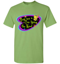 Buy me a Shot I'm tying the Knot Short Sleeve Crew Neck Tee Shirt - Ciao Bella Ltd T-Shirts