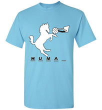 Horse Basketball Game Crew Neck Short Sleeve Tee Shirt - Ciao Bella Ltd T-Shirts