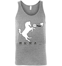 Horse Basketball Game Unisex Tank Top - Ciao Bella Ltd T-Shirts