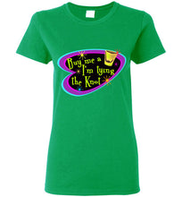 Buy me a Shot I'm tying the Knot Ladies Short Sleeve Fashion Tee - Ciao Bella Ltd T-Shirts