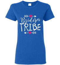 Bride's Tribe Ladies Fashion Tees and Tanks - Ciao Bella Ltd T-Shirts