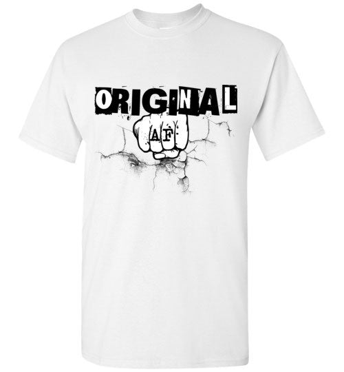 Rustic Inspired Original AF Light Tees and Tanks - Ciao Bella Ltd T-Shirts
