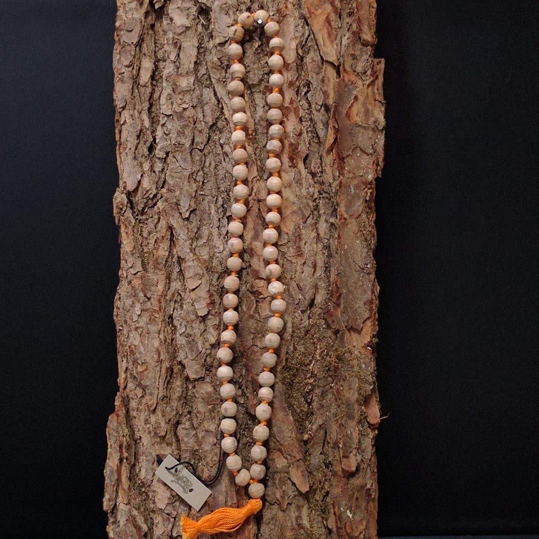 Tulsi 54 bead knotted