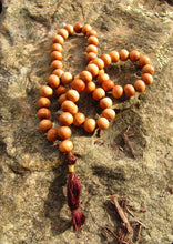 Sandalwood 54 bead large knotted