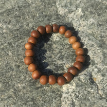 Sandalwood Spiritual Warrior Bracelet