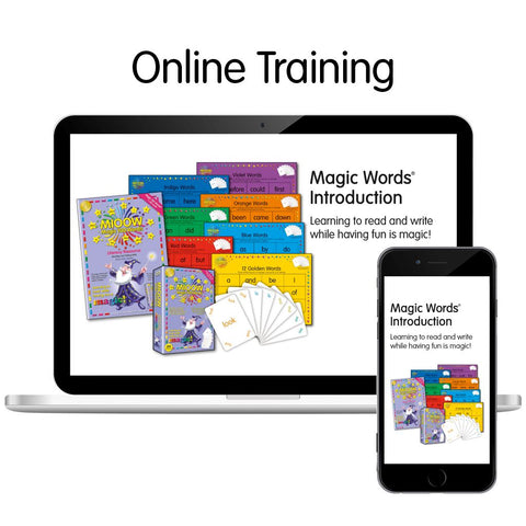 Magic Words Introduction - 1 hr Professional Learning