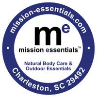 mission essentials logo, product description and store location