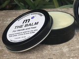 The Balm - 5 oils, 3 butters provides moisture for dry hands & feet! - Mission Essentials