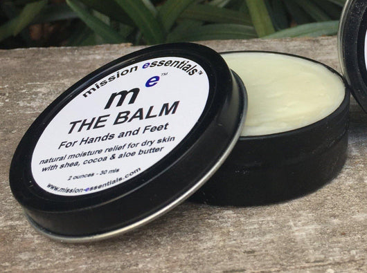 The Balm - 5 oils, 3 butters and a free massage!