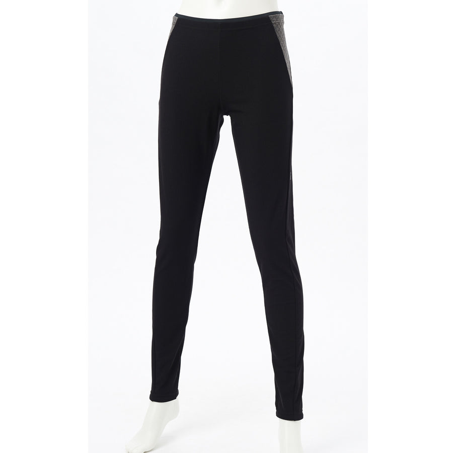 Stretch Denim Leggings - Black - bodyartwebstore