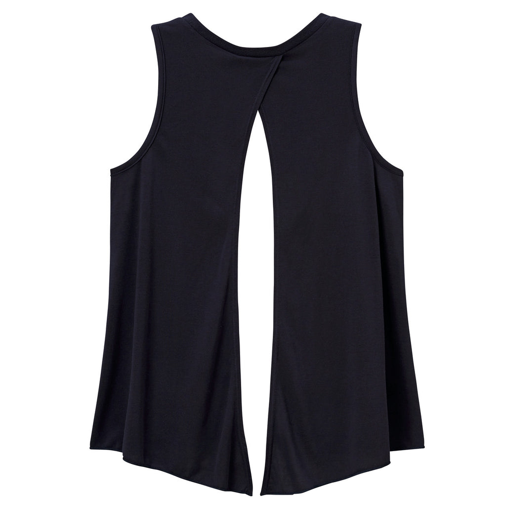 <NEW>Flost Open Back Tank - Navy