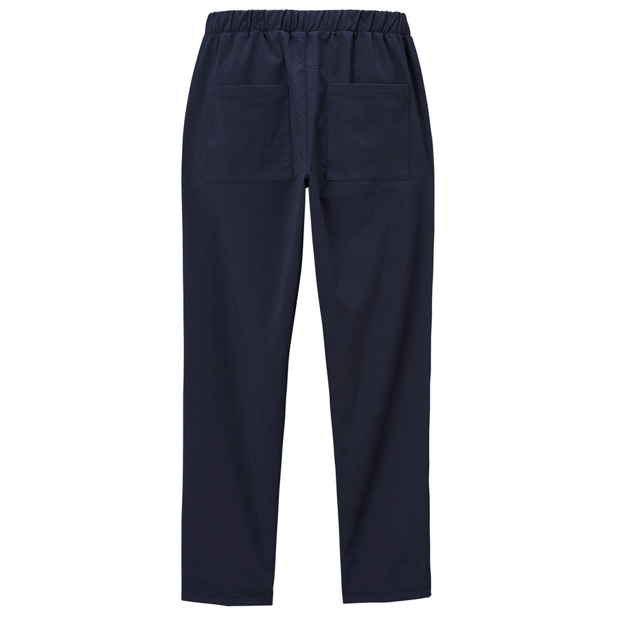 Cool Stretch Drop Crotch Pants - Navy