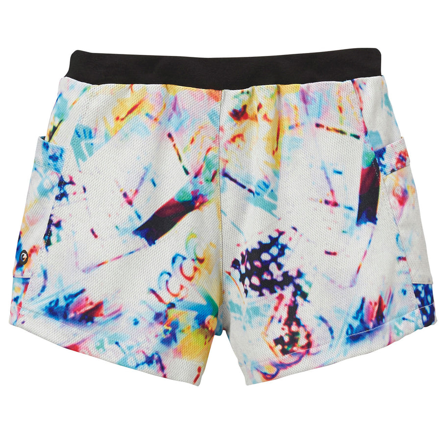 Dry Sweat Shorts - White