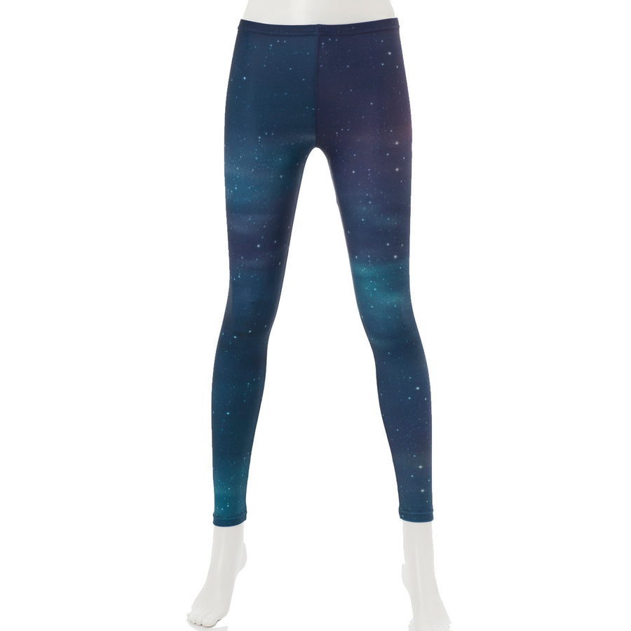 Spunkee Leggings - Galaxy - bodyartwebstore
