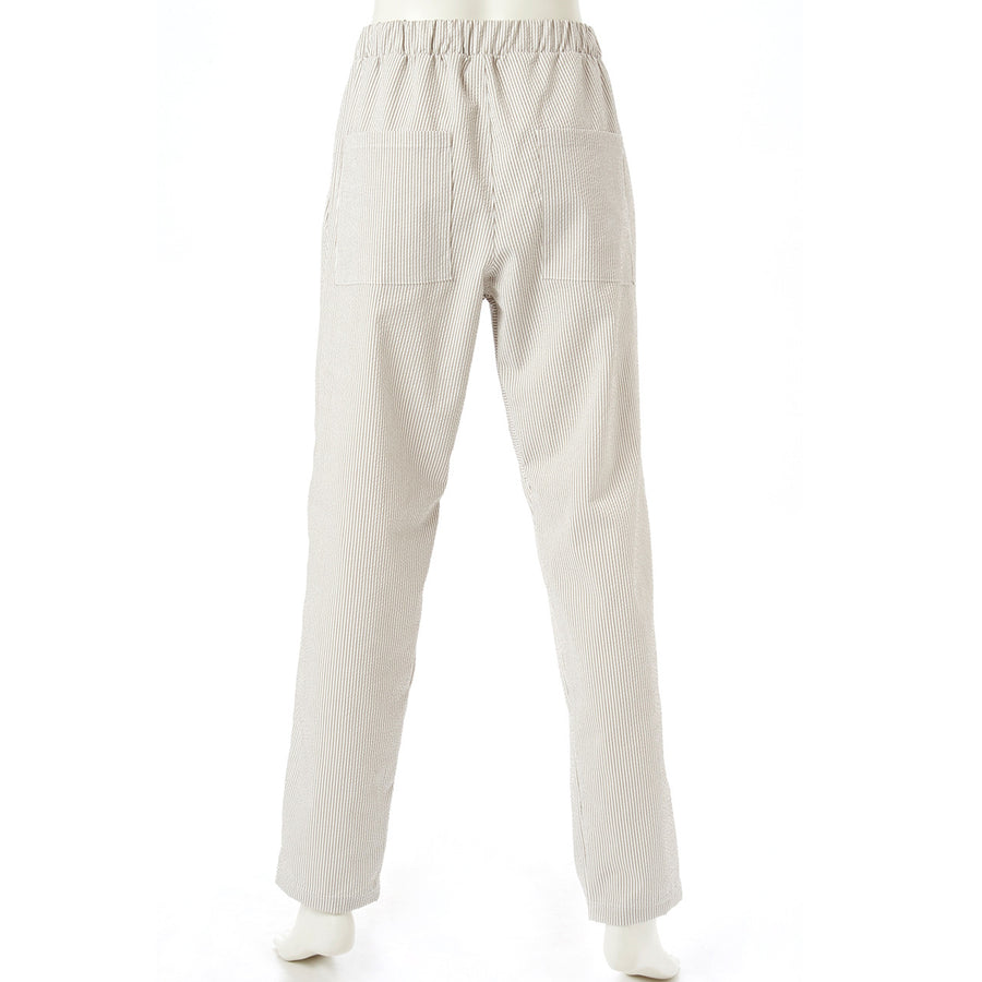 Cool Stretch Drop Crotch Pants - Grey
