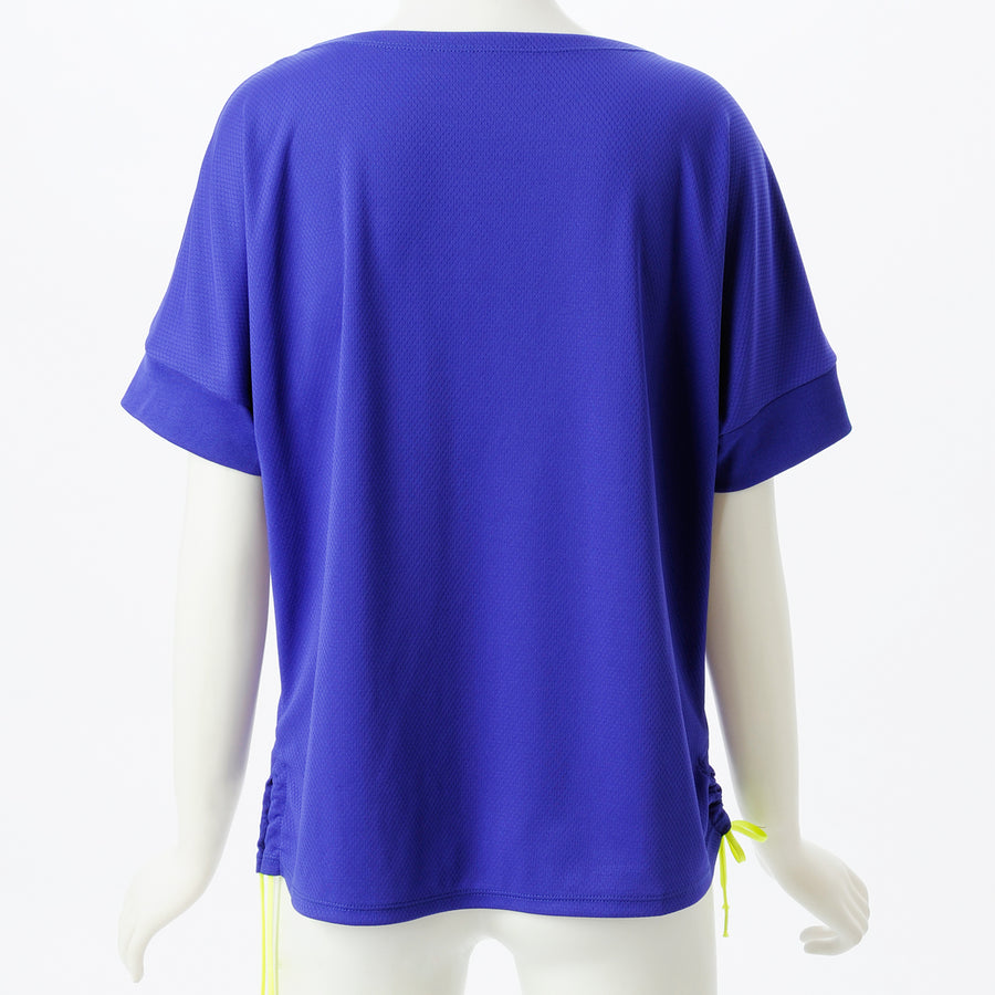 <NEW>Dolman Sleeve T-shirt - Royal Blue