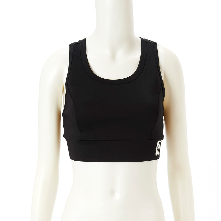 <NEW>RIPE SHELL Active Sports Bra - Black
