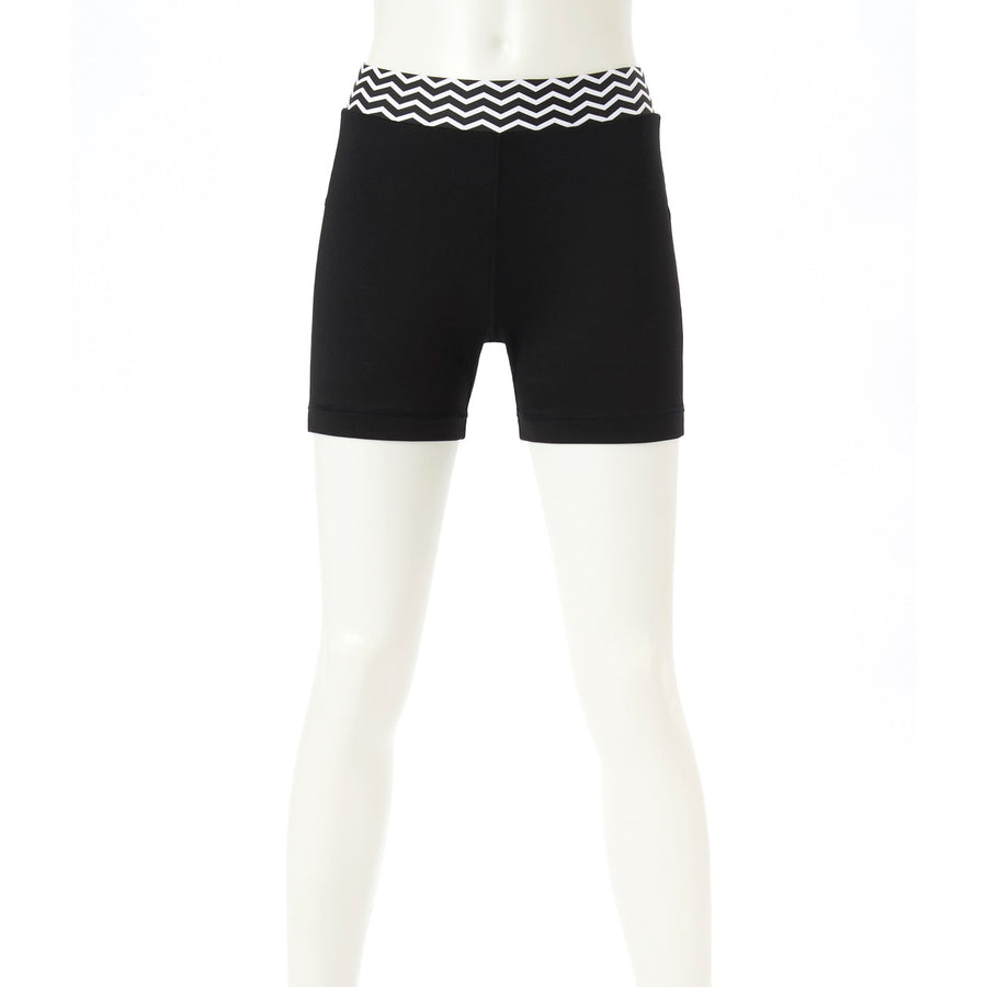 <NEW>RIPE SHELL Active Shorts - Black